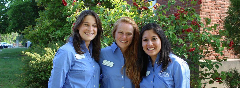Antonia Brunetti, Emily Daly, Abigail Colburn (2014)