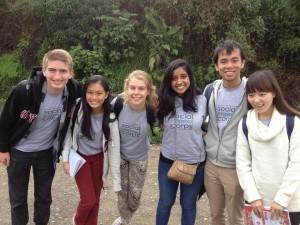 Members of the Social Entrepreneur Corps