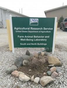 Livestock Behavior Research Unit