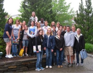 Freshman Orientation- Summer 2011