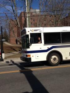 Working for UConn Transportation