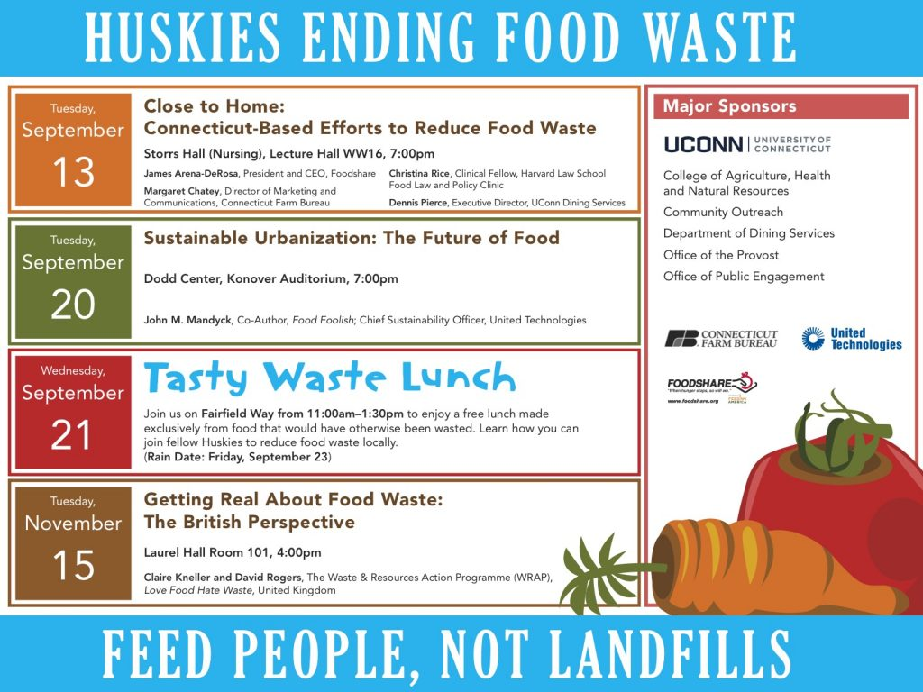Food Waste Schedule