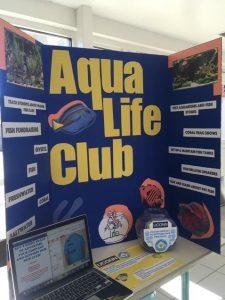 Aqua Life Club Poster